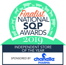 Finalist National SQP Awards 2019